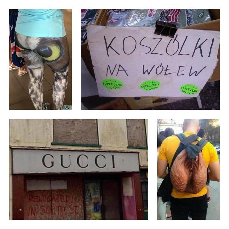 Faszyn from Raszyn i nie tylko. Moda z polskich miast i ulic wyznacza światowe trendy. Zobaczcie jak się nie ubierać [ZDJĘCIA]