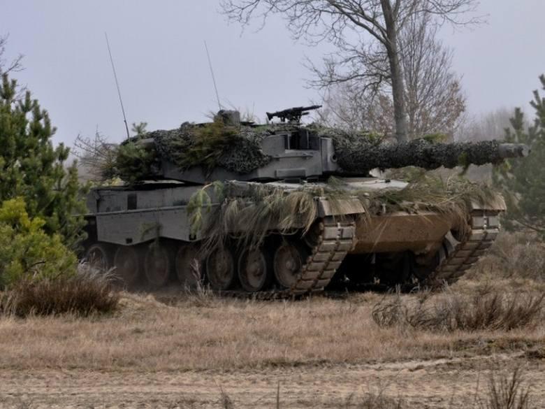 Główny ciężar manewrów spoczywa na czołgistach 10. Brygady Kawalerii Pancernej.