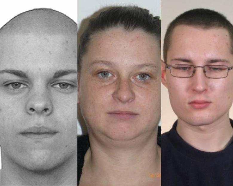 Te osoby są poszukiwane przez lubuską policję za groźne pobicia