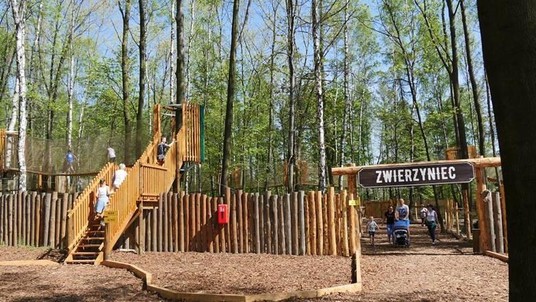 Przedpremierowe otwarcie Westernowego Parku Rozrywki TWINPIGS w Żorach