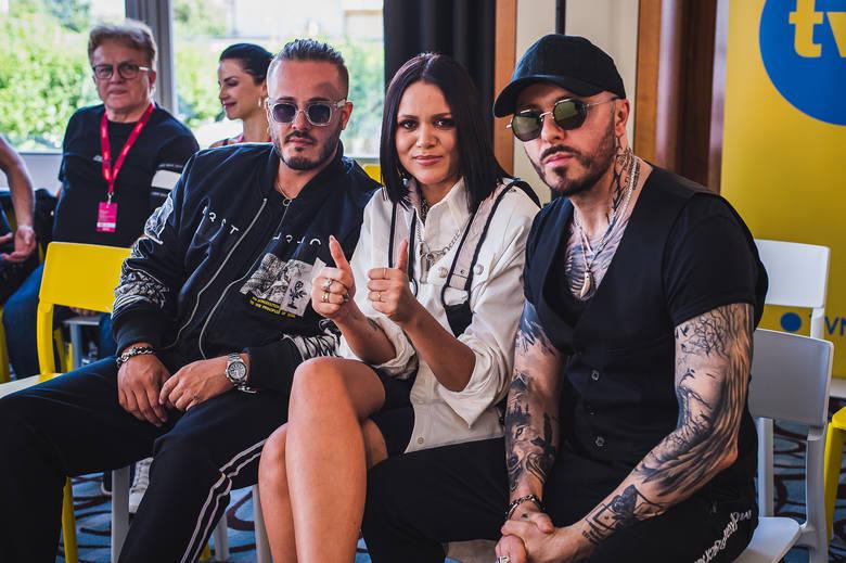 Top of The Top Sopot Festival 2019. Gwiazdy na konferencji rozpoczynającej festiwal!