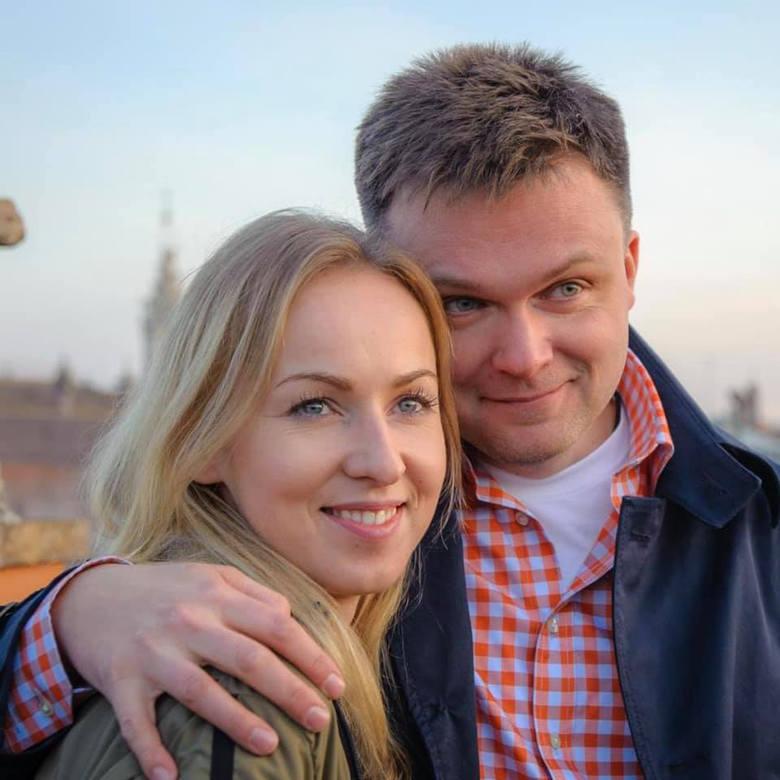 Kandydatki do roli pierwszej damy RP. Wybory 2020.Urszula Brzezińska-Hołownia, żona publicysty Szymona Hołowni, kandydata niezależnego.Takiej pierwszej