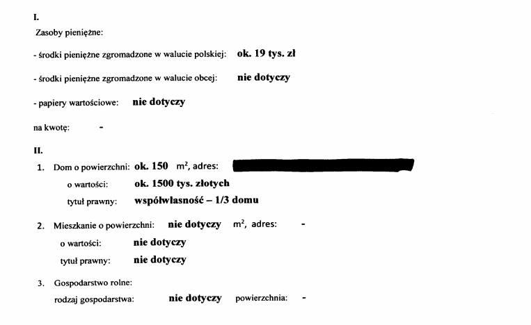 Co zawiera oświadczenie majątkowe Jarosława Kaczyńskiego? Jak zmieniał się na przestrzeni lat majątek prezesa PiS? Zobaczcie w naszej galerii --->UWAGA!