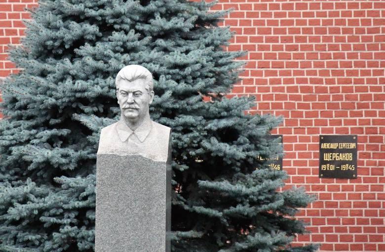 Plac Czerwony. Plac Czerwony. Grób Józefa Stalina.