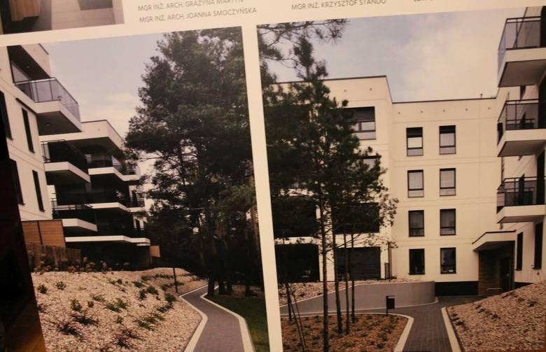 W kategorii pojedyncze budynki wielorodzinne nagrodę zdobyły bloki zbudowane przy ul. Grasera i Watzenrodego, według projektu biura Sobocińscy Archi
