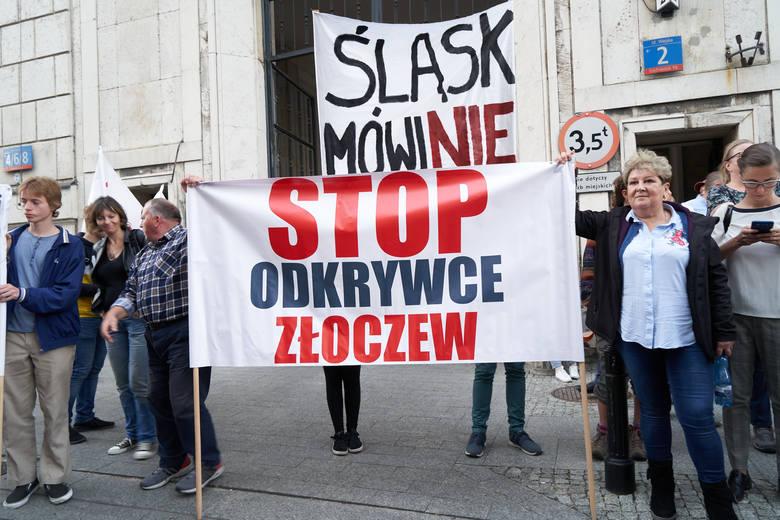 Nie dla odkrywki Złoczew! Mieszkańcy nie chcą nowych kopalni węgla w Polsce. Protesty przeciwko specustawie węglowej