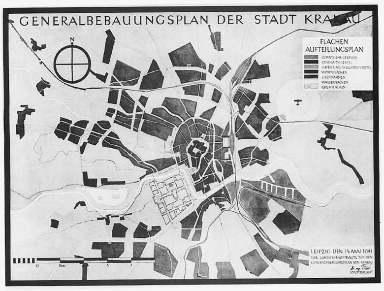 Osiedle Lößnig w Lipsku. Taka architektura marzyła się też nazistom w Krakowie.