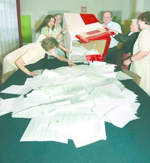 7 i 8 czerwca 2003r. w Polsce odbyło się referendum, w którym obywatele odpowiadali na pytanie: Czy wyraża Pani / Pan zgodę na przystąpienie Rzeczypospolitej