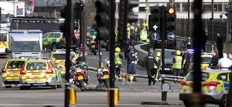Atak w Londynie: Zginęły cztery osoby, 20 rannych. Kim był zamachowiec? [ZDJĘCIA] [VIDEO]