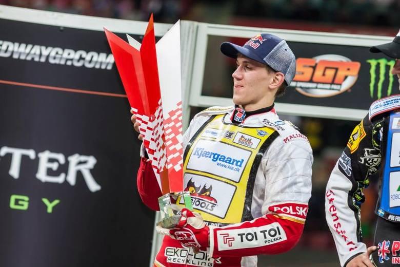 Maciej Janowski wygrał turniej w Hallstavik