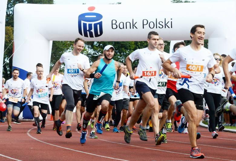 3. PKO Bieg Charytatywny odbył się na stadionie MOSiR-u w Zielonej Górze