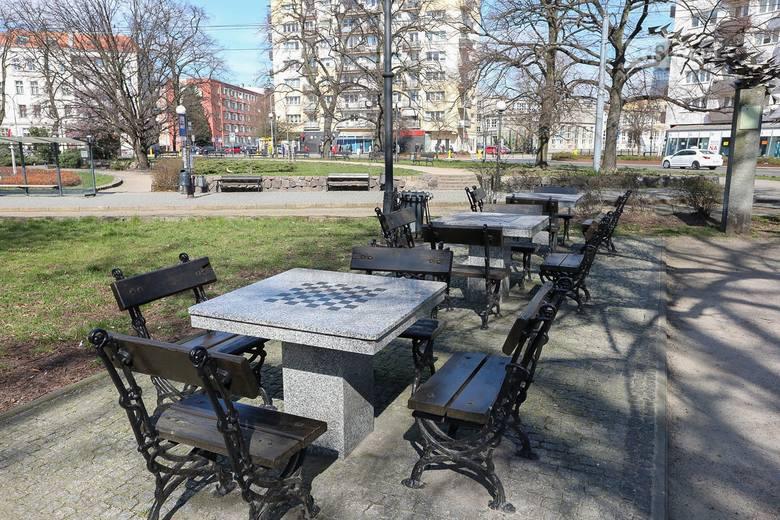 Opustoszały Szczecin, czyli wzmożona kwarantanna. Zobacz zdjęcia