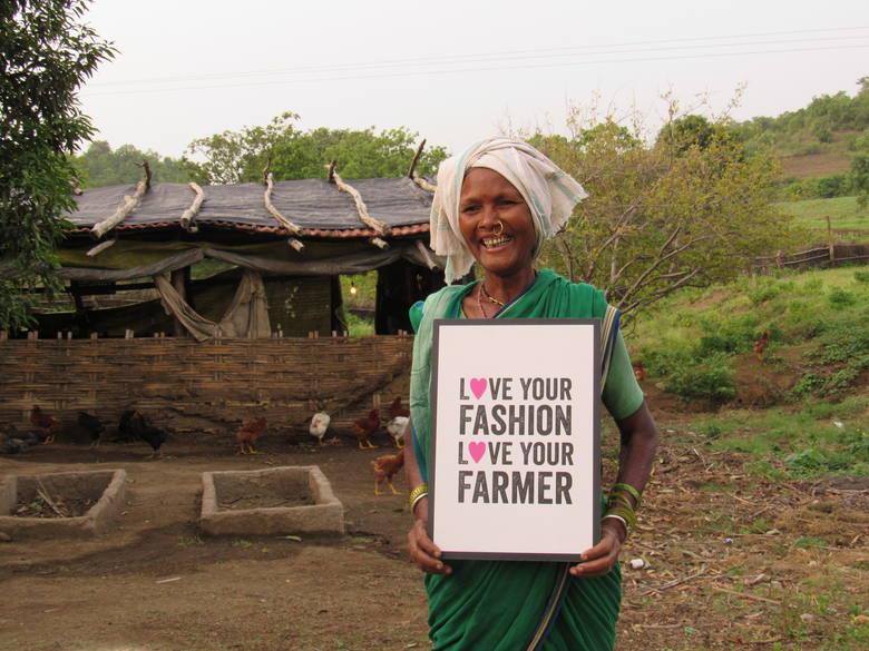 Lingu Bai - rolniczka uprawiająca bawełnę