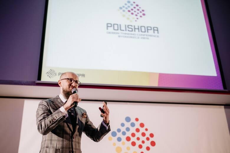 Radek Ratajczak, ekspert i fan Desing Thinking, pomysłodawca Polishopy