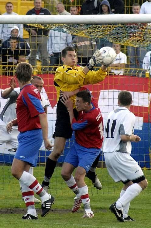 Pilkarze Gryfa 95 Slupsk przegrali w IV lidze trzeci mecz z rzedu. Tym razem ulegli u siebie Orkanowi Rumia 1:2 (1:0).