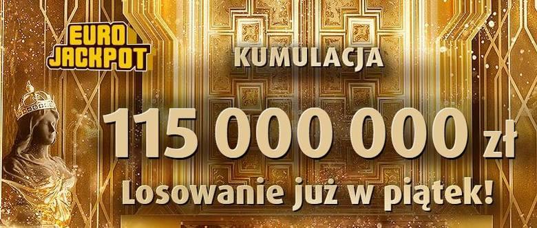 EUROJACKPOT WYNIKI 19 07 2019. Eurojackpot 19 lipca 2019. Do wygrania jest 115 mln zł [wyniki, numery, zasady]