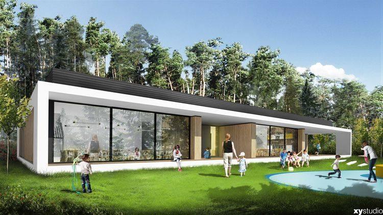 Trwają prace nad projektem nowego przedszkola, które powstanie przy wjeździe do Bydgoskiego Parku Przemysłowo-Technologicznego.Jak informuje UM Bydgoszczy,