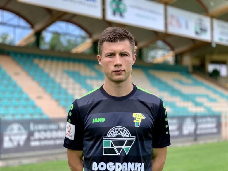 Marcin Stromecki zagra dla Górnika Łęczna