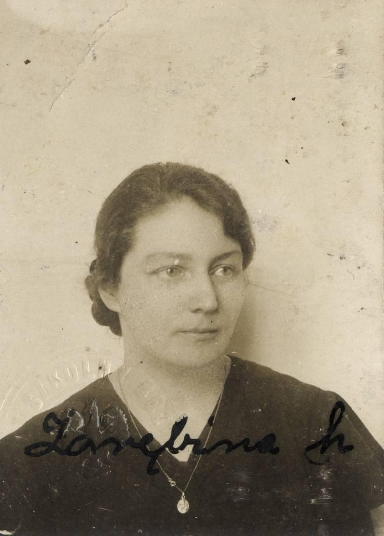 Maria z Wojciechowskich Zarębina<br />
