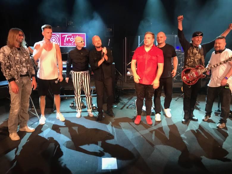Leszek Możdżer, MC Silk, Andrzej Nowak, DJ Spox, Sławomir Łosowski, Karol Kozłowski, Zbigniew Fil