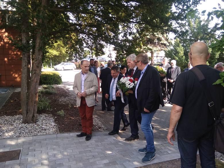 Minister rolnictwa w KSC w Toruniu. Zabrał też głos w sprawie hodowców [zdjęcia, wideo]