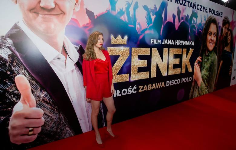 """Film """"Zenek"""" - uroczysta premiera filmu o Zenku Martyniuku"""