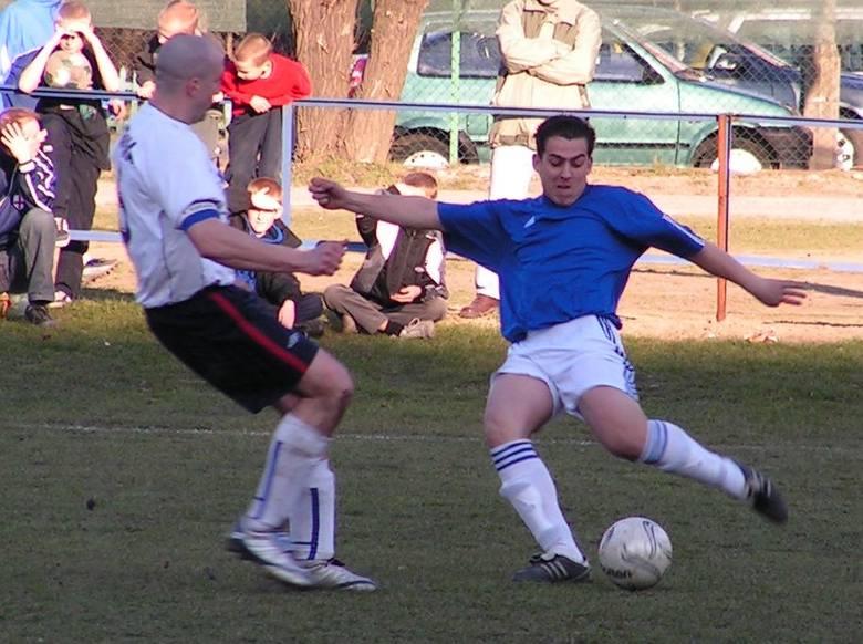 Clepardia Kraków - Alwernia (IV liga małopolska, runda wiosenna 2004/2005)