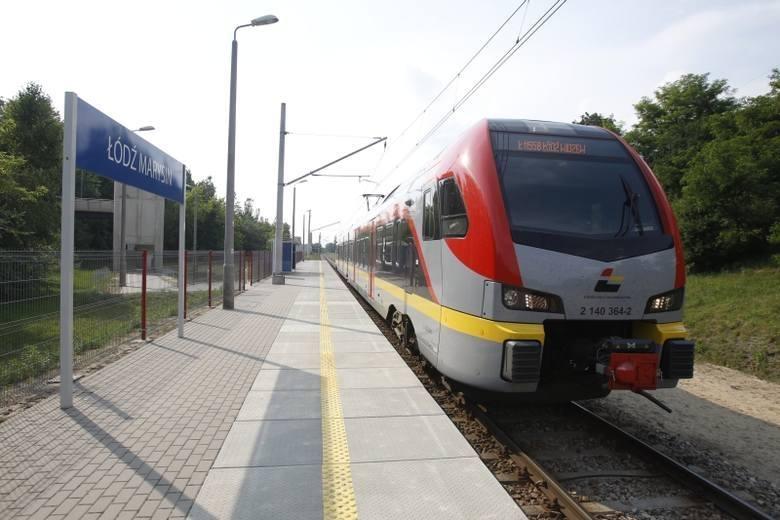 Przystanek Łódź Marysin