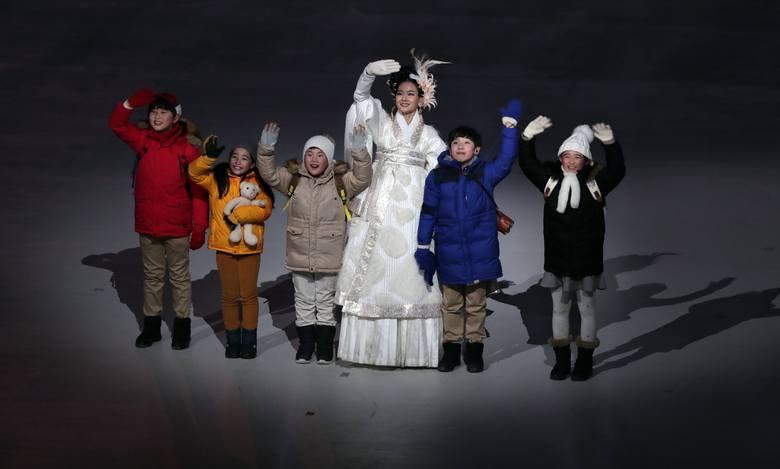 W Pjongczangu zapłonął znicz olimpijski