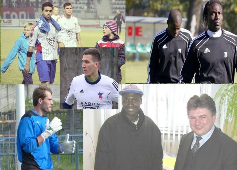 Całkiem niedawno przypominaliśmy zagranicznych piłkarzy grających w Radomiaku, a dziś czas na Broń Radom. W ostatnich 20 latach w klubie z radomskich