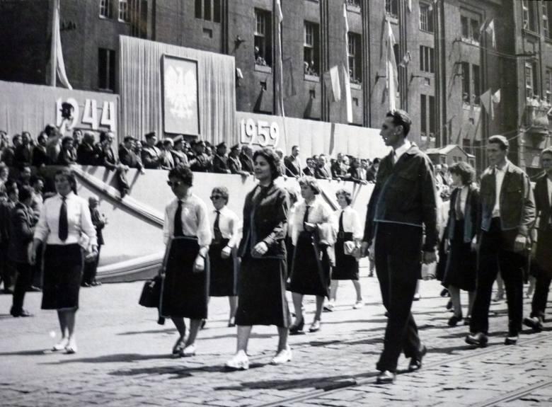 22 lipca w PRL – Narodowe Święto Odrodzenia Polski