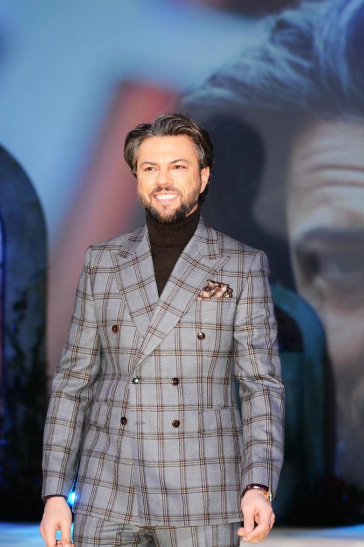 Olivier Janiak, model, prezenter telewizyjny nazywał się  Piotr Michał Janiak