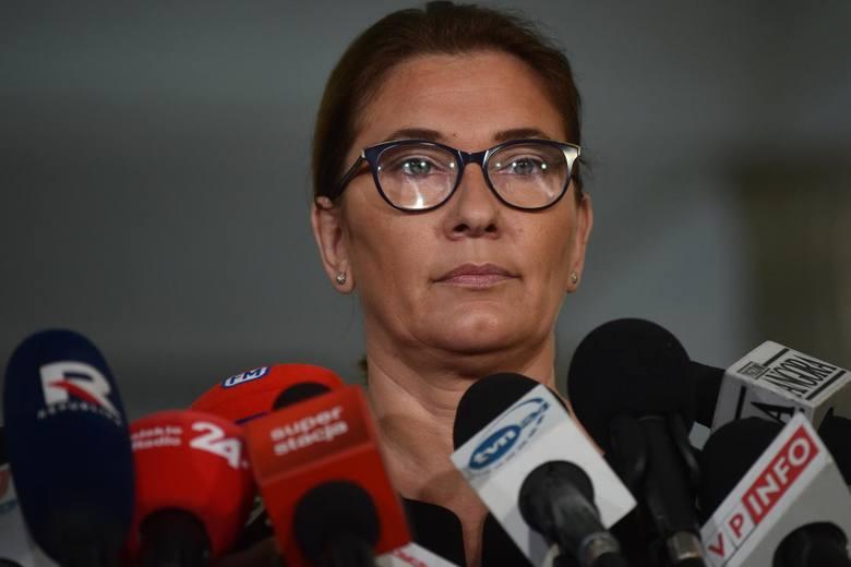 Beata Mazurek też chce do Brukseli