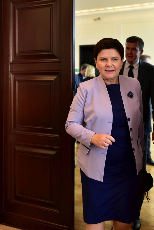 Była premier Beata Szydło wybiera się na brukselską emeryturę