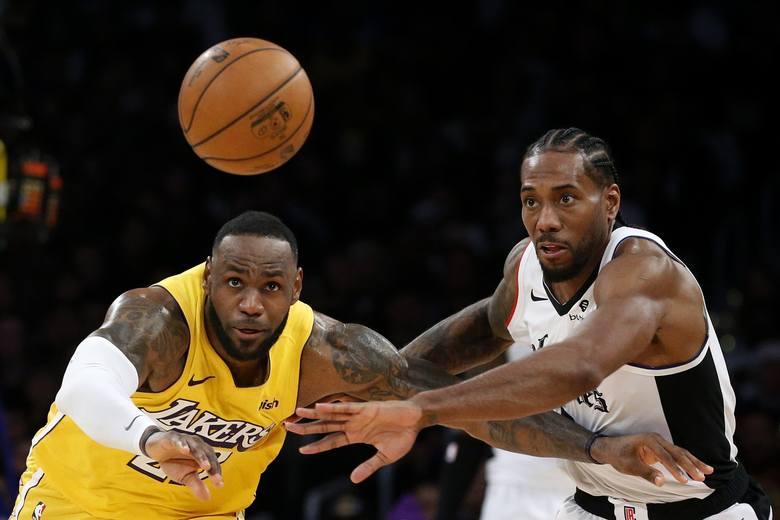 Świąteczna Noc NBA pełna wrażeń. Derby Los Angeles dla Clippers.