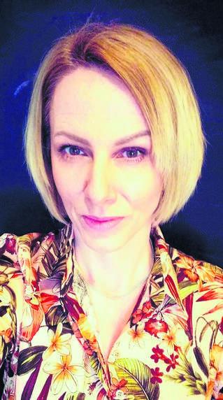 Agnieszka Szafran-Albińska, rzecznik prasowa Orła.