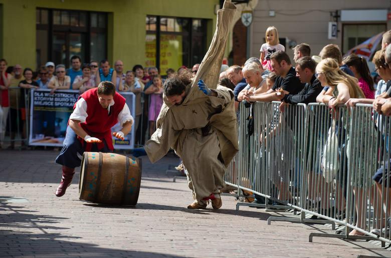 Tak obchodzono Święto ulicy Szerokiej w Toruniu w poprzednich latach