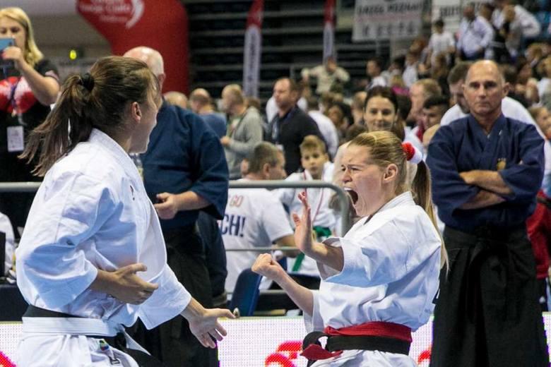 Szybkie, dynamiczne ruchy, precyzja i ekspresja - to karate tradycyjne