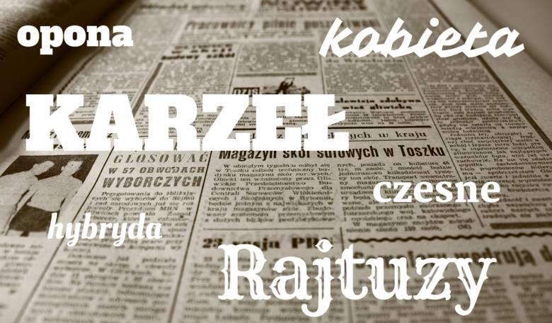 Język polski potrafi płatać figle. Podwójne znaczenia słów, trudne do rozwinięcia skróty czy zapożyczenia, które dopiero wchodzą do ogólnego obiegu.