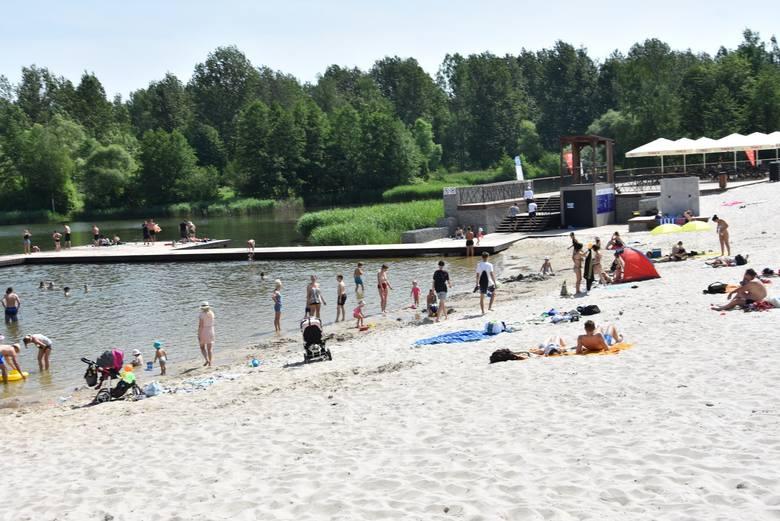 Kąpielisko Bałtyk-Adriatyk zostanie otwarte 11 czerwca Zobacz kolejne zdjęcia. Przesuwaj zdjęcia w prawo - naciśnij strzałkę lub przycisk NASTĘPNE