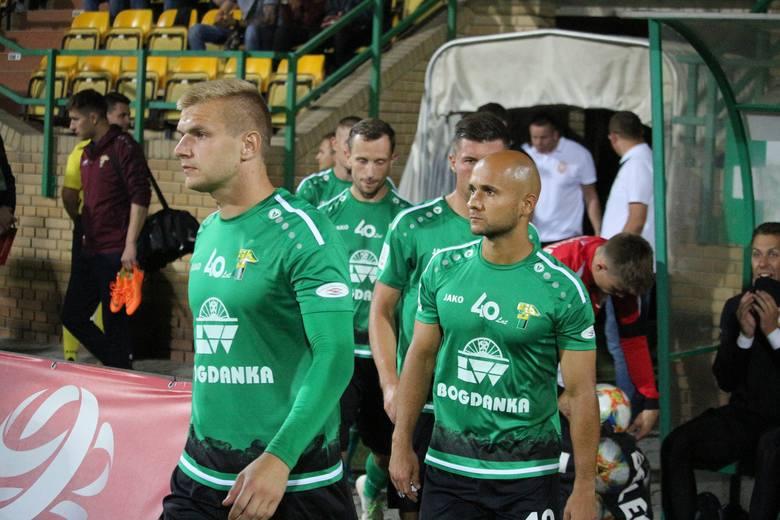 Resovia przegrała drugi mecz z rzędu. O losach spotkania w Łęcznej zdecydowało ostatnie 5 minut