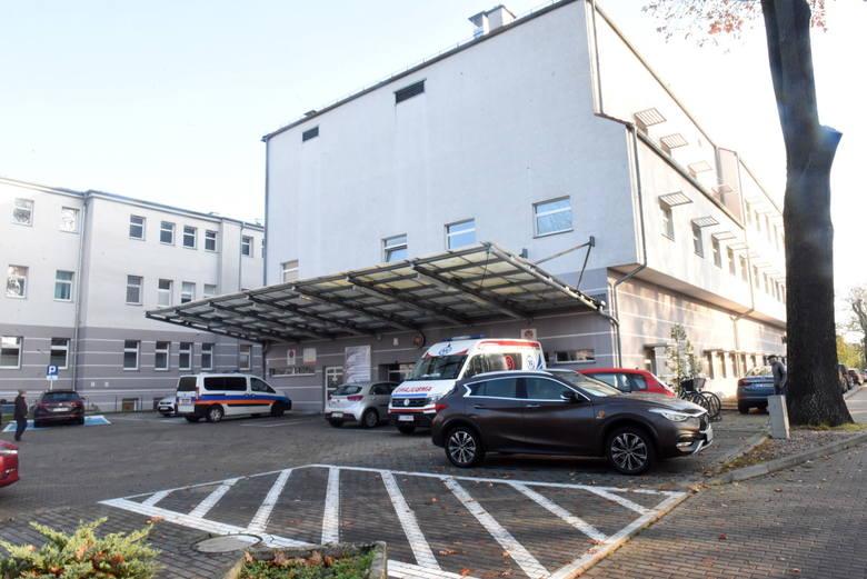 Zdjęcia z czwartkowych operacji laparoskopowych usunięcia macicy w sulechowskim szpitalu - 14 listopada 2019