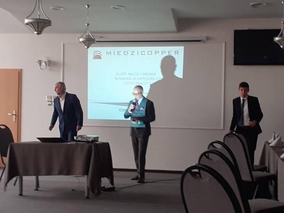 Spotkania w sprawie inwestycji - budowy kopalni miedzi w powiecie nowosolskim, czerwiec 2020 r.