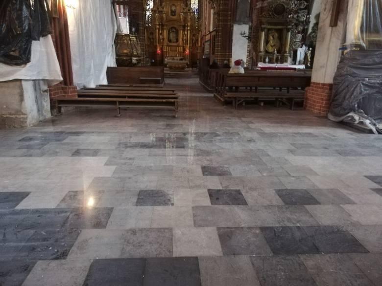 Toruńscy archeolodzy prowadzą badania we wnętrzu kościoła świętego Jakuba. To pierwsze takie wykopaliska od kilkunastu lat. Czego szukają i co już znaleźli?>>>>>>>>CZYTAJ