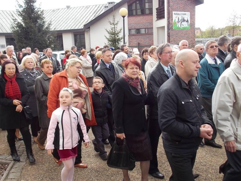 Dzień patrona w parafii św. Józefa Rzemieślnika w Nowej Soli (zdjęcia)