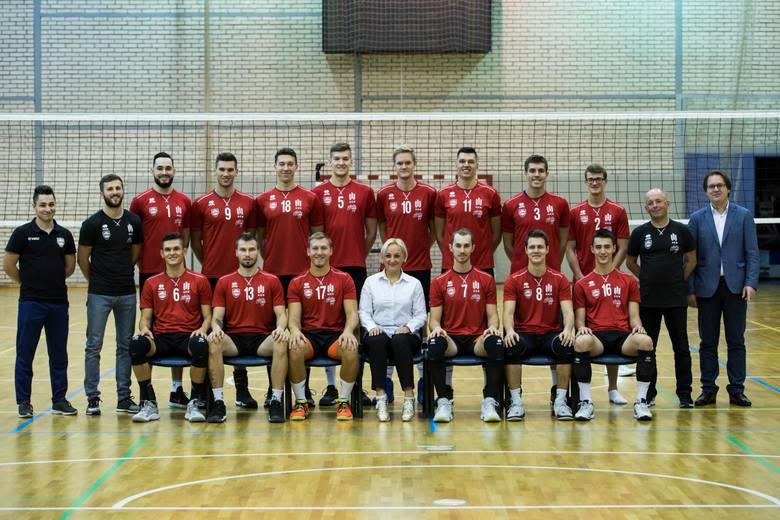AGH Kraków - sezon 2018/19