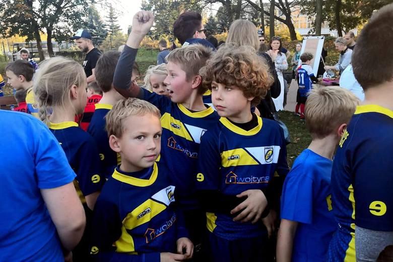 Rugby Club Skierniewice na Turnieju Dzieci i Młodzieży w Warszawie [ZDJĘCIA]