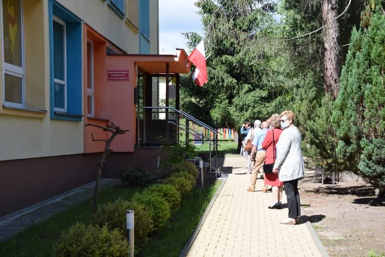 Wybory 2020 w Pruszczu Gdańskim