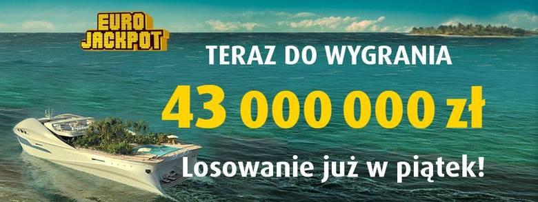 EUROJACKPOT WYNIKI 13.12.2019. Do wygrania są 43 mln zł. Liczby Eurojackpot kumulacja 13 12 2019 [wyniki, numery, zasady]