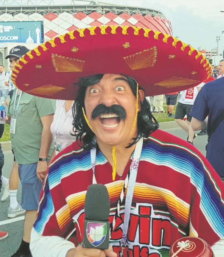 Kibice z Meksyku